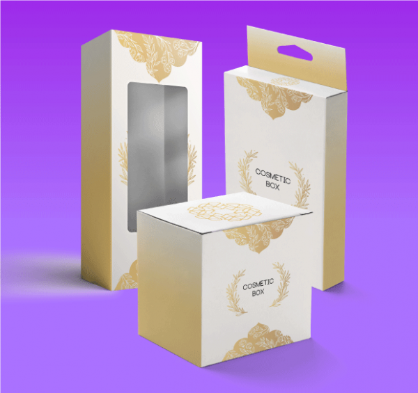 Cosmetic Boxes - Insta custom boxes