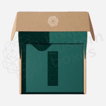 Mailer-Box-with-insert- custom packaging solutions