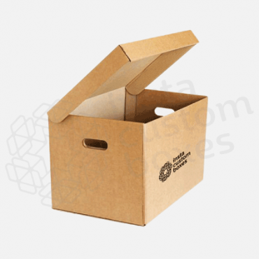 Custom-Household-archive-box-with-logo