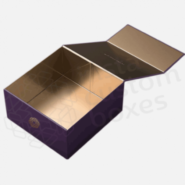 Custom-Luxury-gold-foil-rigid-box