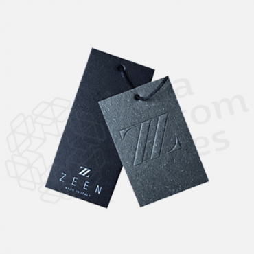Custom-Printed-Black-Embossed-Hang-Tags